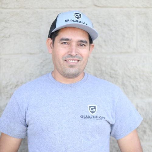 David Garcia Guardian Foundation Repair