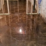 Basement Water Damage - Guardian Foundation Repair