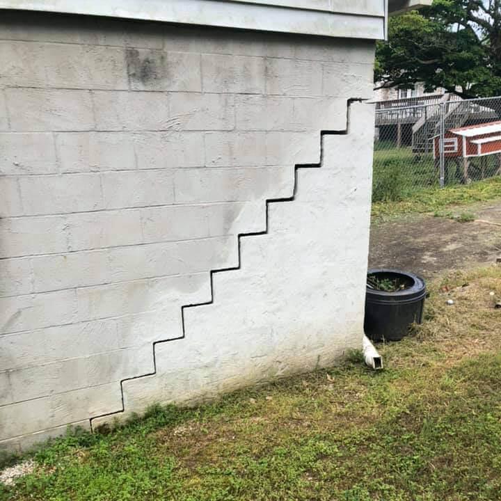Foundation Repair Cracked Foundation Guardian Foundation Repair