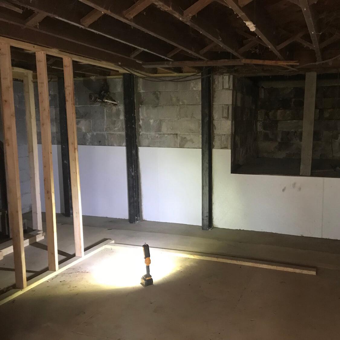 Basement Waterproofing Guardian Foundation Repair