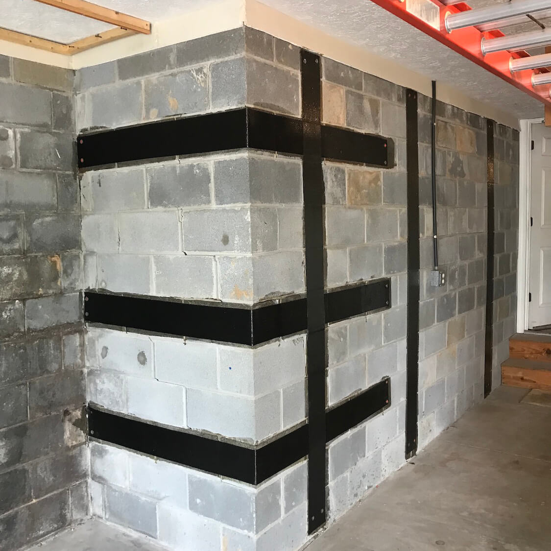 Basement Wall Repair Guardian Foundation Repair