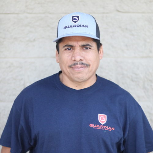 Wilmer Osorio Guardian Foundation Repair